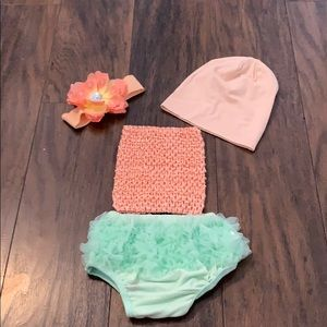 Beautiful set for babies 0-12 months!!
